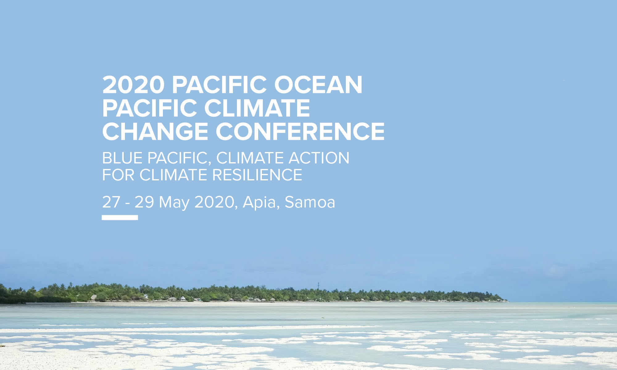 2020 Pacific Ocean Climate Change Conference